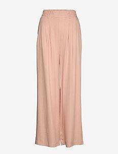 Denise trousers - vida byxor - pink tan (3883)
