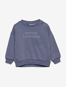 Mini baby sweater - bluzy - blue/together (5064)