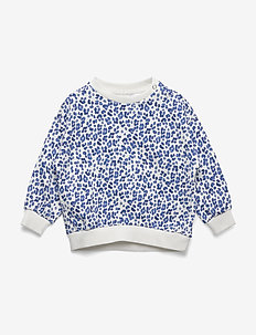 Mini baby sweater - leo blue (5533)