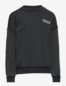 Mini sweater - bluzy - black/mini (9068)