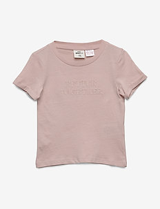 Mini baby tee - short-sleeved - pink/together (3031)