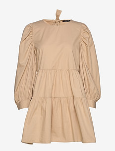 Alva tunic - tunikor - beige (1040)