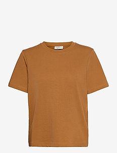 My basic tee - t-shirts - brown sugar