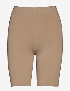 Basic biker - short de cyclisme - simply taupe (7954)