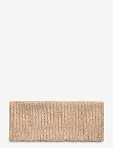 Brianna headband - pannband - oxford tan (7168)
