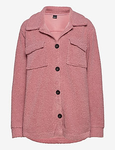 Edina jacket - overshirts - blush (3935)
