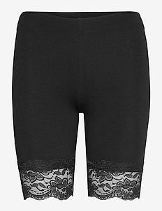 Basic biker lace - cykelshorts - black (9000)