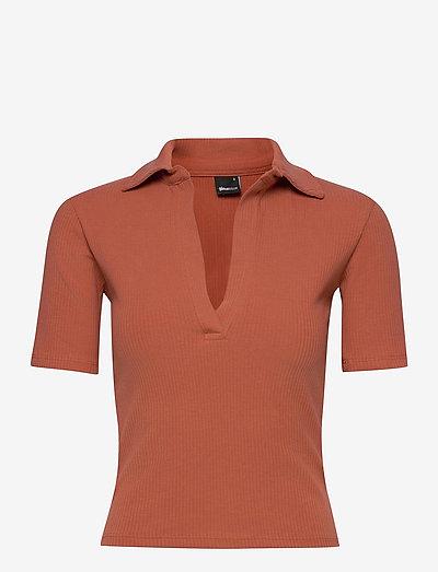 Klara top - t-shirt & tops - chutney (2250)