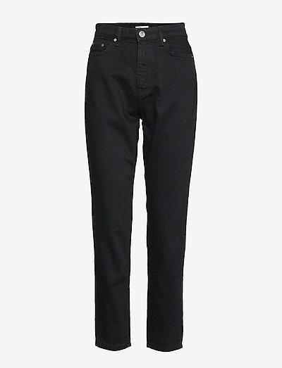 Dagny mom jeans - mom jeans - black