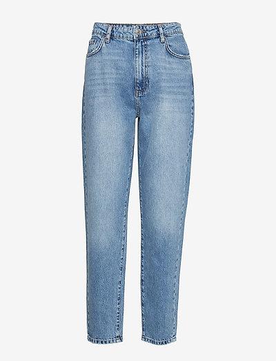 Dagny mom jeans - mom jeans - mid blue