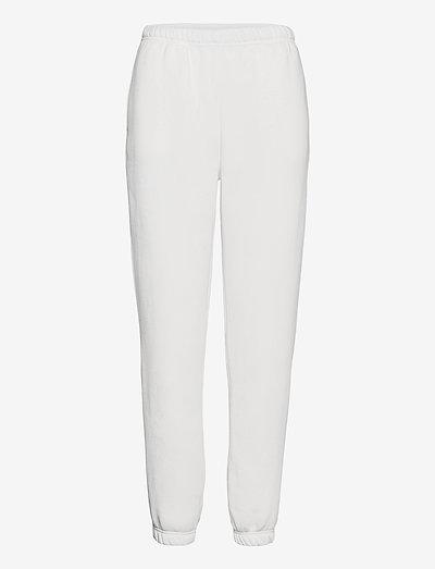 Basic sweatpants - klær - offwhite