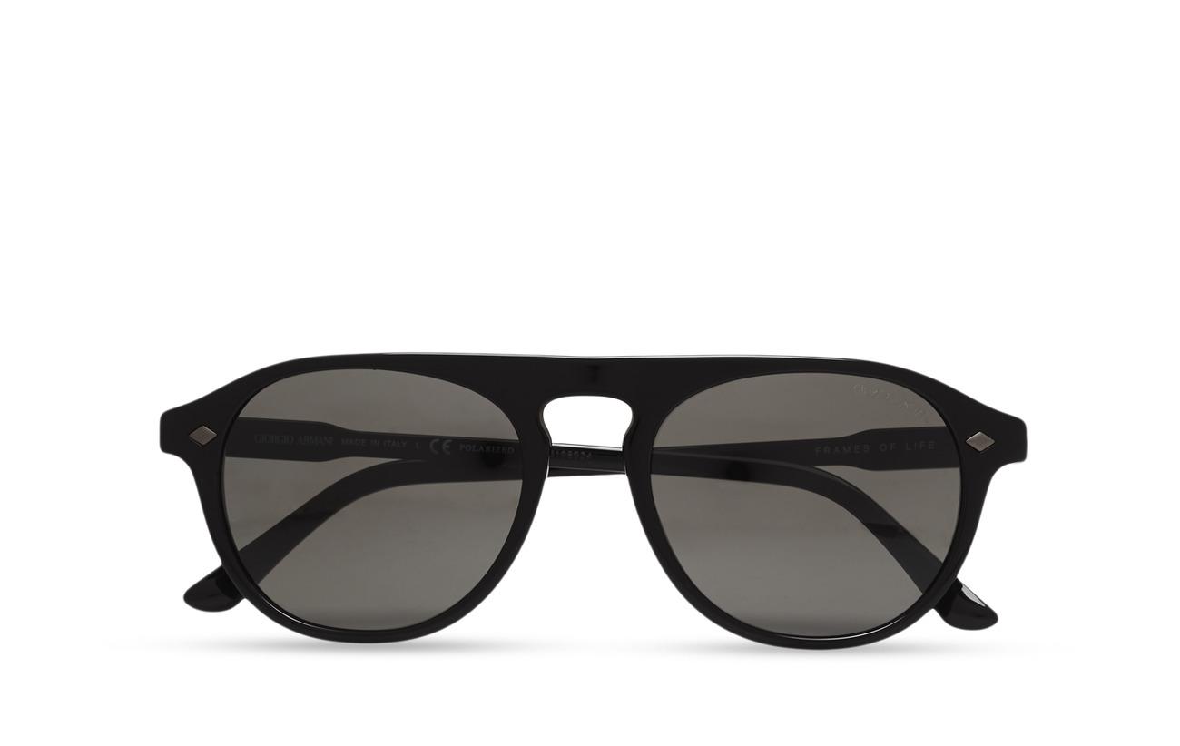 b23fbd73fbd0 Frames Of Life (Black) (£208) - Giorgio Armani Sunglasses -