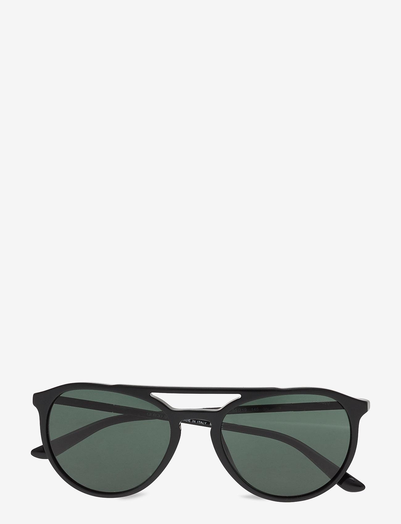 Giorgio Armani Sunglasses - 0AR8105 - rund ramme - black - 0