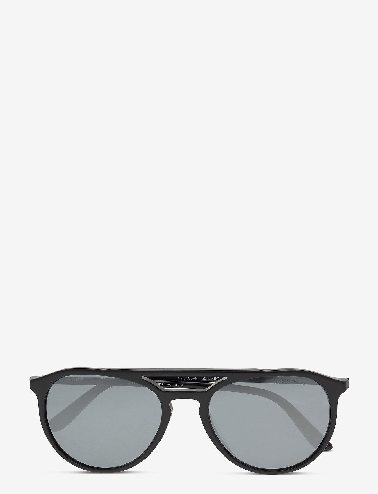 Giorgio Armani Sunglasses - 0AR8105F - d-shaped - black - 0