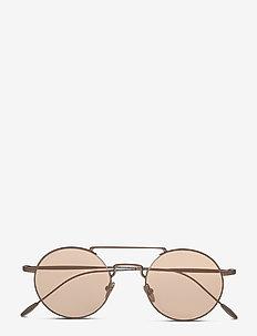 0AR6072 - round frame - matte bronze