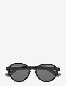 0AR8113F - round frame - black