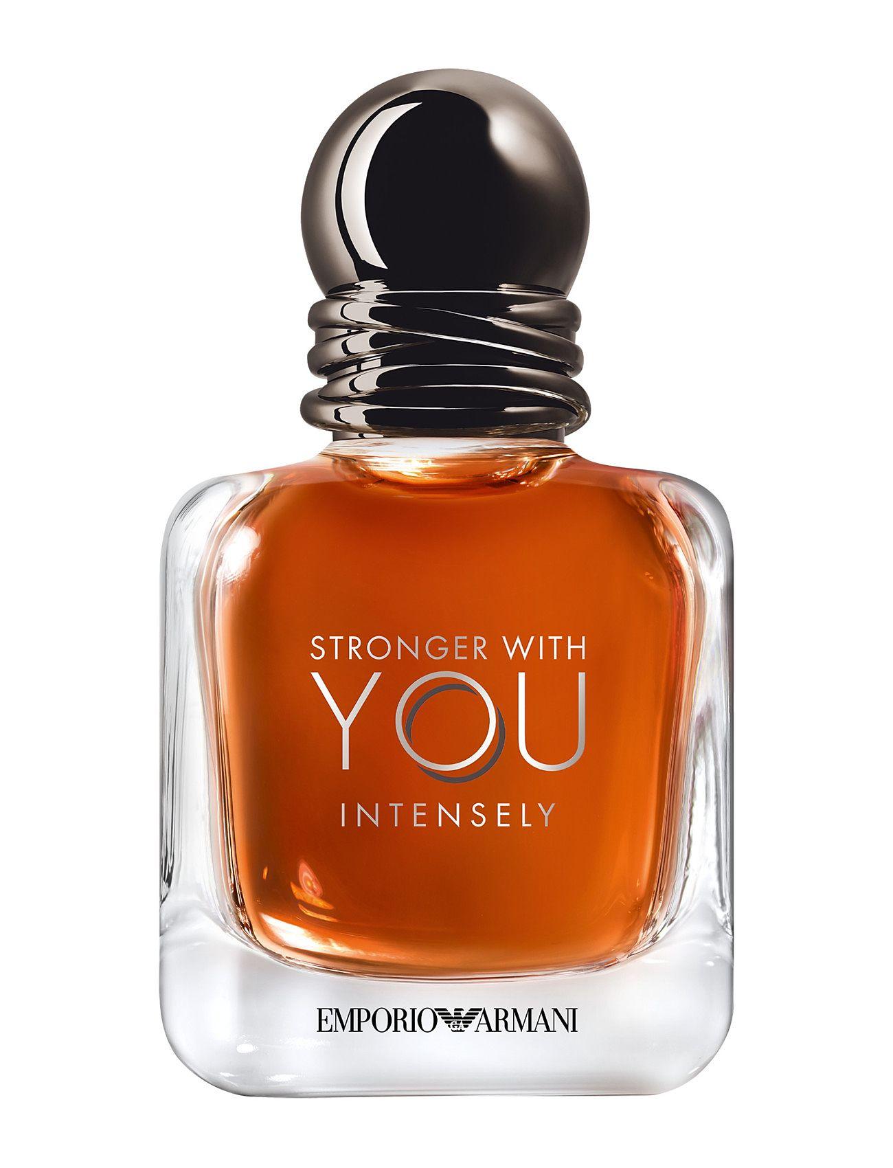 Giorgio Armani Emporio Armani Stronger With You Intensely Edp 30 ml - CLEAR