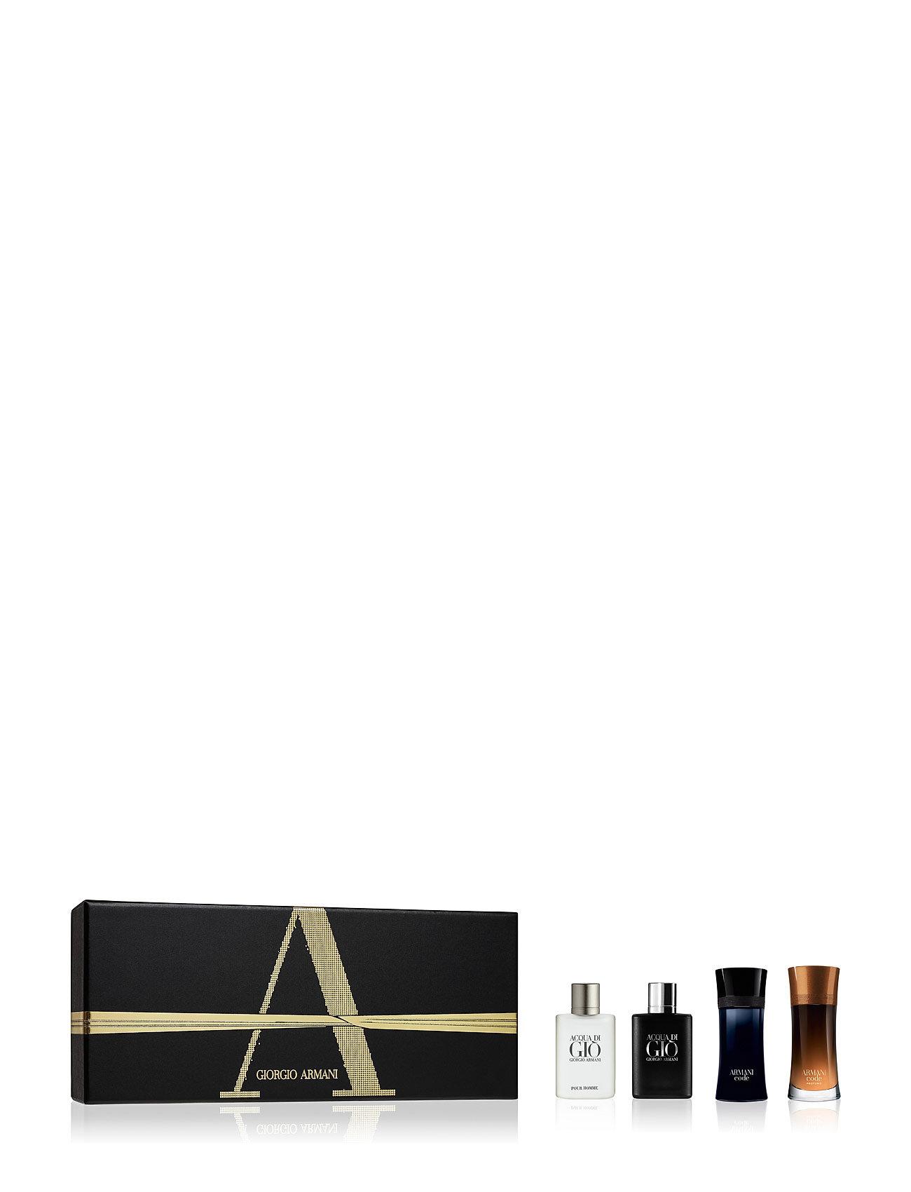 Giorgio Armani Giorgio Armani Men Miniatures Gift box - CLEAR