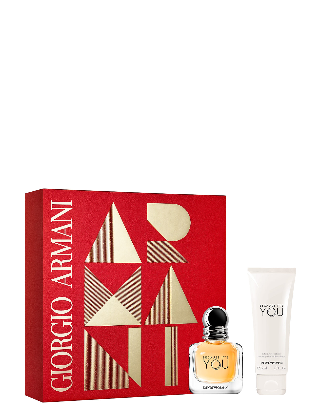 Giorgio Armani Because It´s YOU She Eau de Parfum Box - NO COLOR