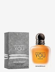 Giorgio Armani - Stronger With You Freeze Eau de Toilette - eau de toilette - clear - 1