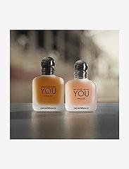 Giorgio Armani - Stronger With You Freeze Eau de Toilette - eau de toilette - clear - 4