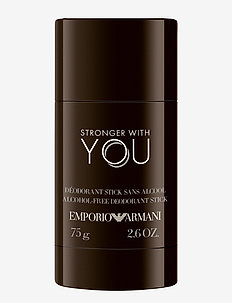 Emporio Armani Stronger With You Deodorant Stick 75g - CLEAR