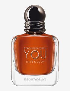 Emporio Armani  Stronger With You Intensely 50ml - eau de parfum - clear