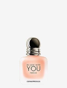 In Love with You Freeze Eau de Parfume - CLEAR