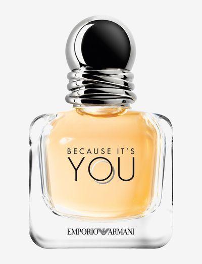 Emporio Armani Because It's You Eau de Parfum 30 ml - eau de parfum - clear