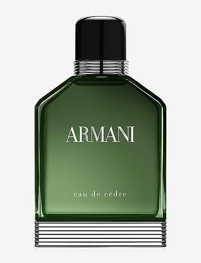Giorgio Armani Eau de Cedre 100 ml Fragrance - eau de toilette - no color code