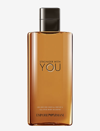 Stronger with YOU Shower gel 200 ml - CLEAR