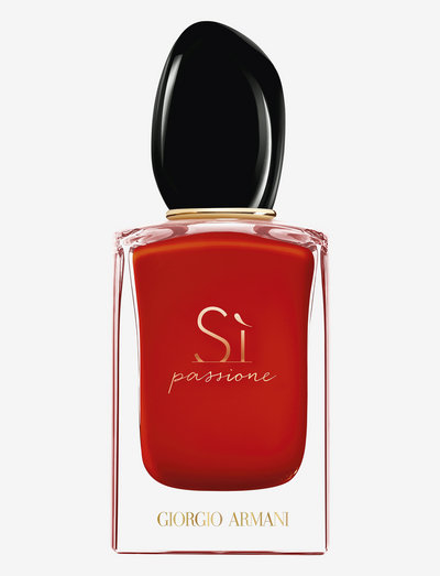 Giorgio Armani Sì Passione Eau de Parfum 50 ml - parfym - clear