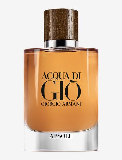 Giorgio Armani Acqua di Giò Absolu Eau de Parfum - eau de parfum - clear