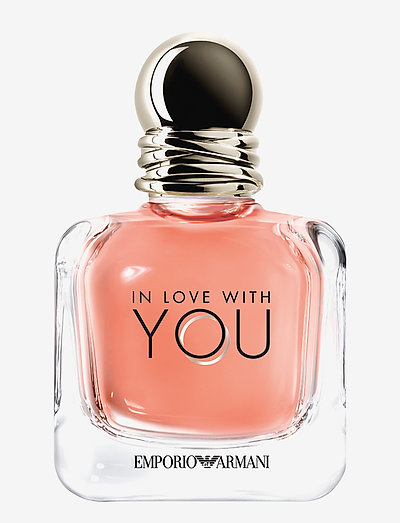 Emporio Armani In Love With You  Eau de Parfum 50ml - eau de parfum - clear