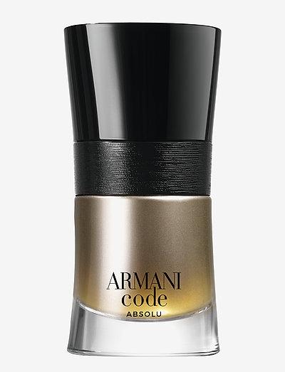 Giorgio Armani Code Absolu Eau de parfum 30ml - eau de parfum - clear
