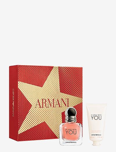 Emporio Armani You Intense 50 ml Gift box - NO COLOUR
