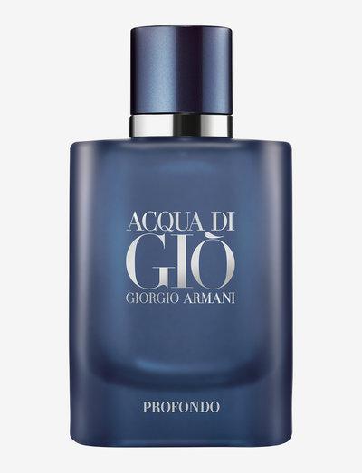 Giorgio Armani  Acqua di Giò Profondo Eau de Parfum 40 ml - eau de parfum - clear