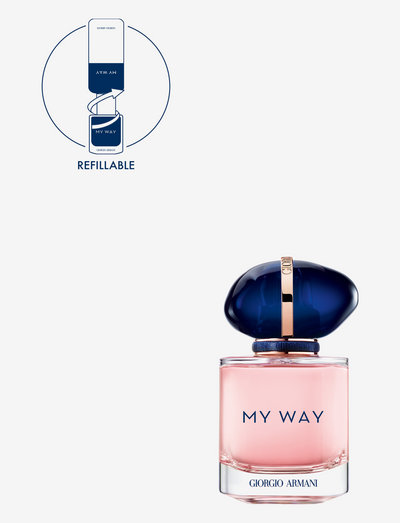 Giorgio Armani My Way Eau de Parfum 30 ml - parfyme - no colour