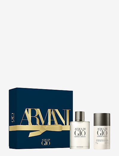 Giorgio Armani  Acqua di Gio Christmas Box - gavesett - no colour