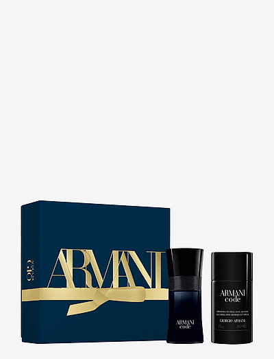 Giorgio Armani Code Homme Christmas Box - presentaskar - no colour