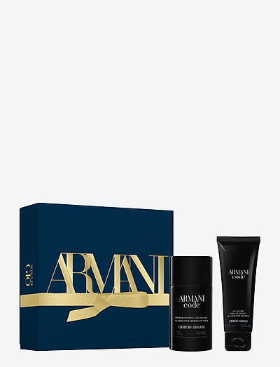Giorgio Armani Code Homme Christmas Box - gavesett - no colour