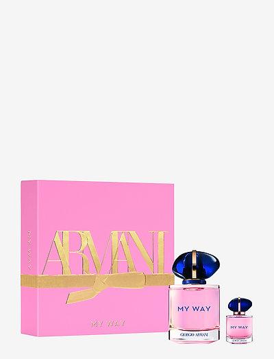 Giorgio Armani My Way Christmas Box - parfymesett - no colour