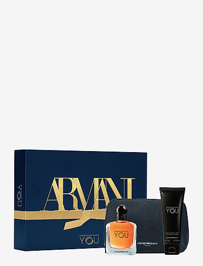 Emporio Armani Stronger With You Christmas Box - gavesett - no colour