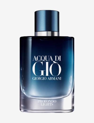 Acqua di Gio pour Homme Profondo EDP V40ml LtdEd - eau de parfum - clear