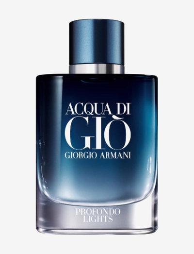 Acqua di Gio pour Homme Profondo EDP V75ml LtdEd - eau de parfum - clear