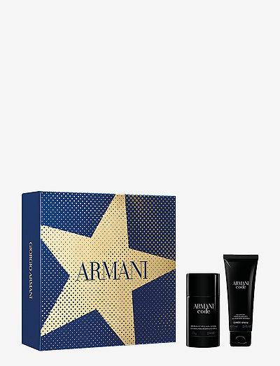 Armani Code Deodorant Stick Gift box - NO COLOUR