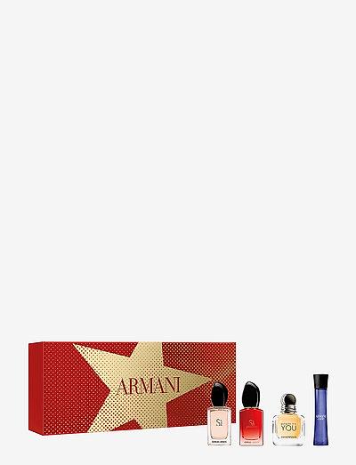 Giorgio Armani Woman Miniatures Gift box - NO COLOUR