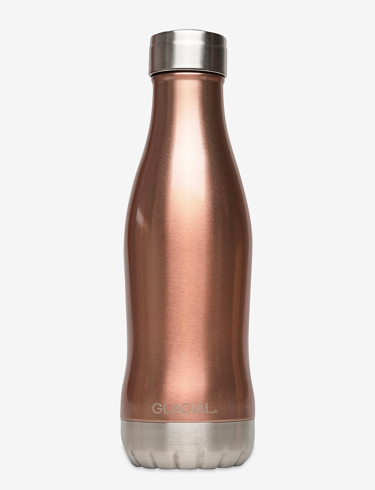 GLACIAL - Rose Gold 400ml - vannflasker og termoser - rose gold - 0