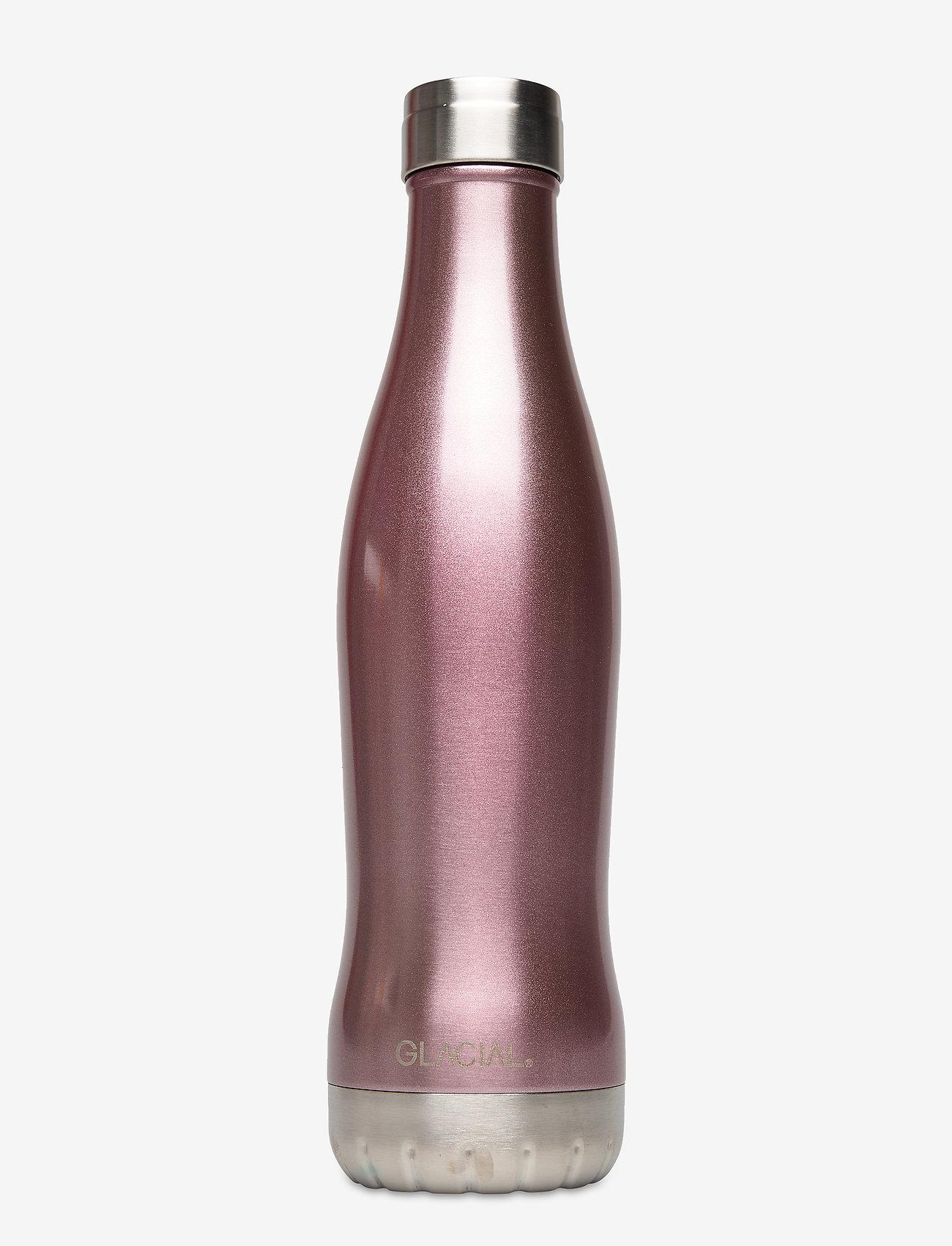 GLACIAL - Pink Diamond 600ml - vannflasker og termoser - pink diamond - 0