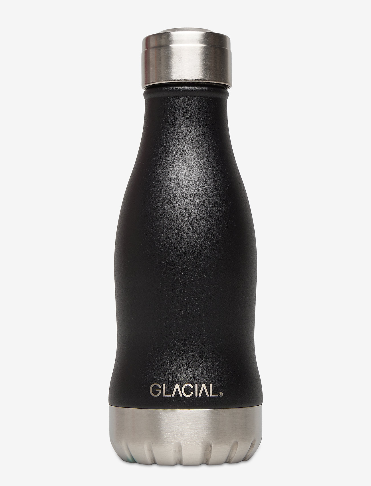GLACIAL - Matte Black 260ml - pullot & termospullot - matte black - 0